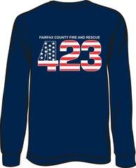 FS423 Flag Long-Sleeve T-shirt
