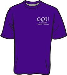 CQU T-Shirt - Left Chest