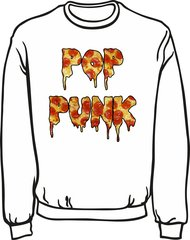 Pop Punk Sweatshirt