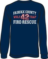 FS442 Flag Long-Sleeve T-shirt
