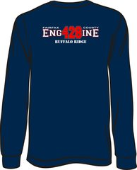 FS428 Engine Long-Sleeve T-shirt