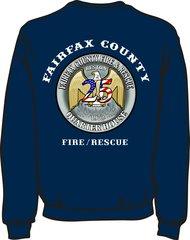 FS425-Patch Sweatshirt