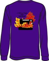 CQU Long-Sleeve T-Shirt