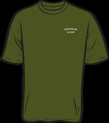 Western MD K9 Plain Print T-Shirt