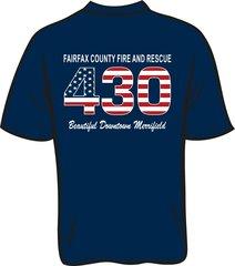 FS430 Flag T-shirt