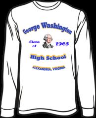 GW High School Class Long-Sleeve T-Shirt
