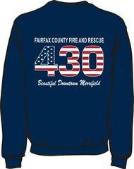 FS430 Flag Heavyweight Sweatshirt