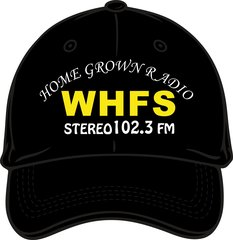 WHFS 102.3 Hat