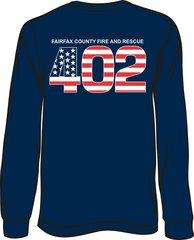 FS402 Flag Long-Sleeve T-shirt