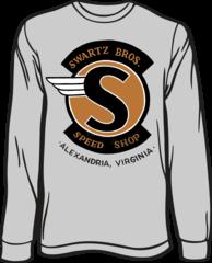 Swartz Brothers' Speed Shop Long-Sleeve T-Shirt
