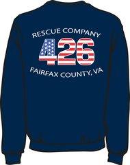 FS426 Rescue Lightweight Sweatshirt