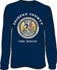 FS425-Patch Long-Sleeve T-Shirt