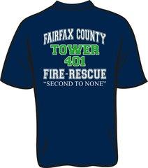FS401 Tower T-Shirt
