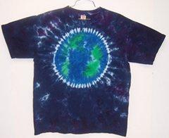 Earth Tie-Dye