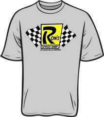 Ron's Speed Shop T-Shirt