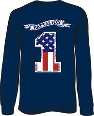 Battalion 1 Long-Sleeve T-Shirt