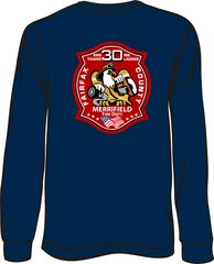 FS430 Patch Long-Sleeve T-shirt