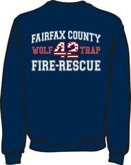 FS442 Flag Heavyweight Sweatshirt