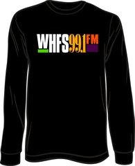 WHFS 99.1 Long-Sleeve T-Shirt