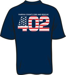 FS402 Flag T-shirt