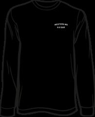 Western MD K9 Plain Long-Sleeve T-Shirt