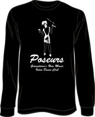 Poseurs Long-Sleeve T-Shirt