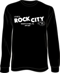 Louie's Rock City Long-Sleeve T-Shirt