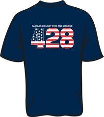 FS428 Flag T-shirt