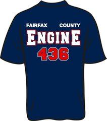 FS436 Engine T-Shirt
