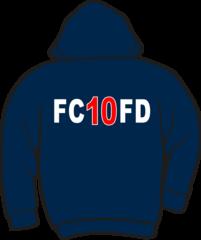FS410 Lightweight Zipper Hoodie