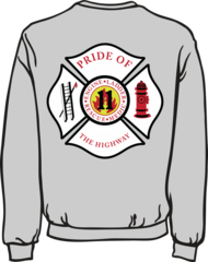 FS411 Fire & Rescue Heavyweight Sweatshirt