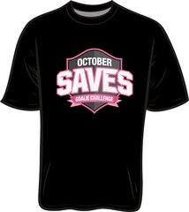 October Saves T-Shirt