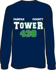FS436 Tower Long-Sleeve T-shirt
