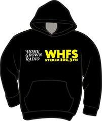 WHFS 102.3 Hoodie