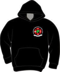 Progressive Firefighters Heavyweight Hoodie