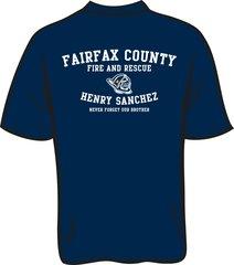 FS408 Sanchez T-shirt