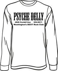 Psyche Delly Long-Sleeve T-Shirt