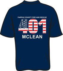 FS401 Flag T-Shirt
