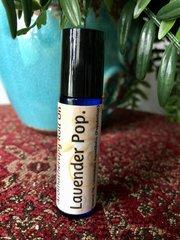 Aromatherapy Roller Bottle, Lavender Population