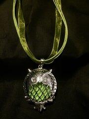 Owl Diffuser Pendant