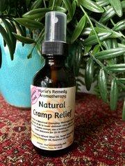 Aromatherapy Natural Cramp Relief