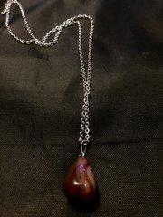 Stone Pendant Necklace 122