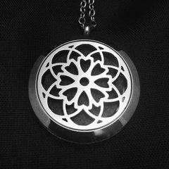 Diffuser Locket for Essential Oils Multi-Flower Design