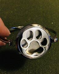 Paw Print Bangle Bracelet Diffuser