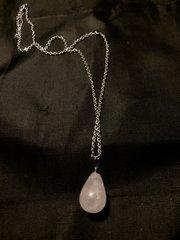 Stone Pendant Necklace 117