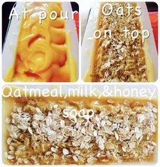 Oatmeal, Milk, and Honey