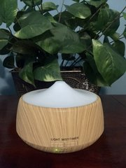 Aromatherapy Diffuser, Light Wood Color