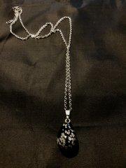 Stone Pendant Necklace 119