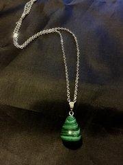 Stone Pendant Necklace 103