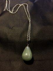Stone Pendant Necklace 113